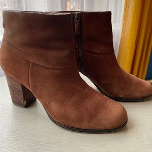 Cole Haan Nike Air Cassidy Ankle Boots sz 8